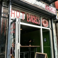 Photo taken at Tompkins Square Bagels by Phil T. on 3/24/2012