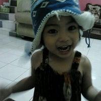 Photo taken at Taman Sentosa by putri batrisyah s. on 2/12/2012