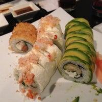 Photo taken at Tobu Sushi by Hernán B. on 5/1/2012