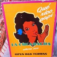 Photo taken at La Cucaracha by Rikkiesixtysix . on 6/19/2012