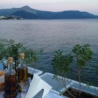 Photo taken at Ακρογιάλι by Spiridoula M. on 6/24/2012