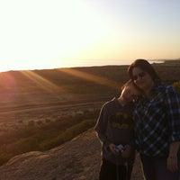 Photo taken at Vista Point Oceanside by Tim M. on 3/25/2012