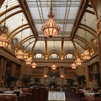 Photo taken at Palace Hotel by Nina on 4/21/2012