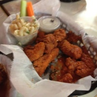 Photo taken at Sparky's Wings and Things by Chris C. on 8/23/2012