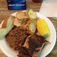 Photo taken at The Galax Smokehouse by Kevin S. on 6/27/2012