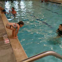 Photo taken at Floaties Swim School Eastlake by Kate D. on 6/14/2012