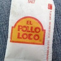 Photo taken at El Pollo Loco by Gerry V. on 4/20/2012