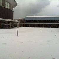 Photo taken at University of Shimane by コン on 2/18/2012