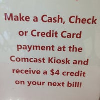Photo taken at Comcast by Sassha S. on 4/27/2012
