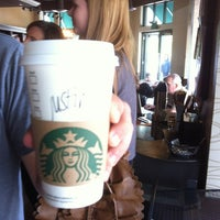 Photo taken at Starbucks by Justin M. on 3/27/2012