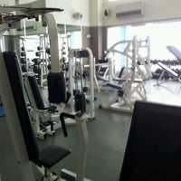 Photo taken at Rec Centre by K!еr @. on 2/3/2012