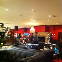 Photo taken at Van der Valk Hotel Schiphol by Lady L. on 4/10/2012