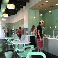 Photo taken at Yogurtini by Deuce S. on 7/17/2012