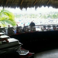 Photo taken at Marina Riviera Nayarit by Puerco on 2/19/2012