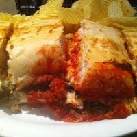 Photo taken at Arni's Restaurant by Steve S. on 8/24/2012