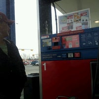 Photo taken at Co-Op Gas Bar by Nor O. on 3/24/2012