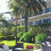 Photo taken at Hotel Bell Repòs by Sònia J. on 5/23/2012