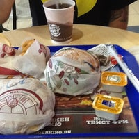 Photo taken at Burger King by Maksim K. on 5/18/2012