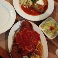 Photo taken at Una's Café & Restaurant by Yasuko on 6/1/2012