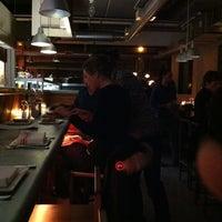 Photo taken at Mercado on Kent by Laila O. on 3/10/2012