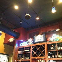 Photo taken at Blue Highway Pizza by Fred P. on 4/1/2012