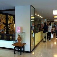 Photo taken at Maninarakorn Hotel by Aey S. on 3/2/2012