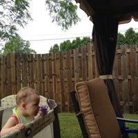 Photo taken at The Gazebo by Rebecca B. on 6/17/2012