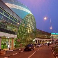 Photo taken at Astana Nursultan Nazarbayev International Airport (TSE) by Anton on 7/30/2012