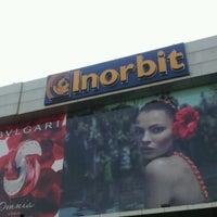 Photo taken at Inorbit Mall by Roshan on 4/5/2012