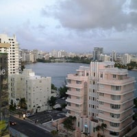 Photo taken at The Condado Plaza Hilton by Daniel S. on 4/28/2012