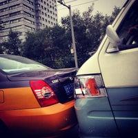Photo taken at Traffic Jam Everywhere! by Josh O. on 8/31/2012