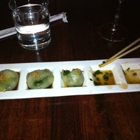 Photo taken at Little Basil Thai Cuisine by Kelley J. on 3/2/2012