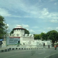 Photo taken at Phan Fa Lilat Bridge by Bigi C. on 5/31/2012