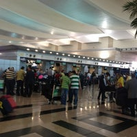 Photo taken at Terminal 3 by Fahd H. on 8/20/2012