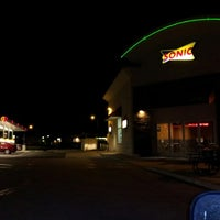Photo taken at SONIC Drive In by Dax M. on 8/12/2012