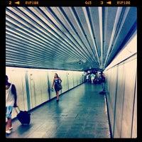 Photo taken at METRO Catalunya by Freddy C. on 8/20/2012