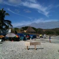 Photo taken at Spa at Four Seasons Resort Punta Mita by Sergio Arturo I. on 4/6/2012