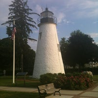 Photo taken at Concord Point and Lighthouse by Lisa S. on 6/25/2012