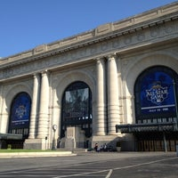 Photo taken at Union Station Kansas City, Inc. by Luis R. on 7/5/2012