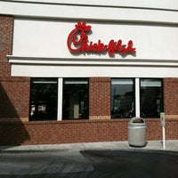 Photo taken at Chick-fil-A Piedmont Road by Andrew W. on 2/9/2012