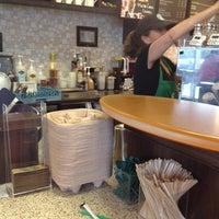 Photo taken at Starbucks by Rosemarie S. on 6/13/2012