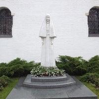 Снимок сделан в Марфо-Мариинская обитель милосердия пользователем Liza S. 6/3/2012
