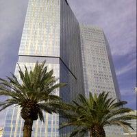 Photo taken at Mandarin Oriental, Las Vegas by @VegasBiLL on 9/10/2012