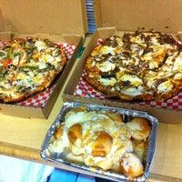 Photo taken at Da Big Kahuna Pizza-n-Stuffs by Martine S. on 9/10/2012