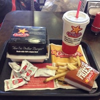 Photo taken at Carl's Jr by Jose Luis L. on 6/16/2012