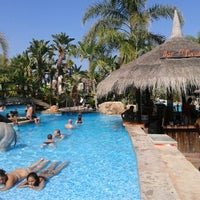 Photo taken at La Marina Camping & Resort by Arantxa C. on 7/14/2012