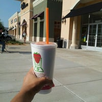 Photo taken at Jamba Juice Las Colinas Village by Chemi T. on 6/8/2012