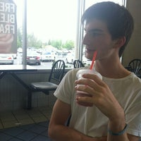 Photo taken at Burger King by Jenna R. on 4/21/2012