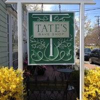 Photo taken at Tate's Bake Shop by Anthony B. on 4/14/2012