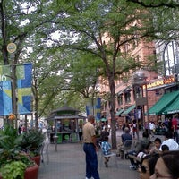 Photo taken at 16th Street Mall by mike m. on 7/15/2012